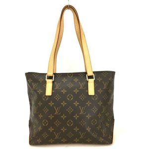 100% Auth Louis Vuitton Cabas Piano Tote Bag